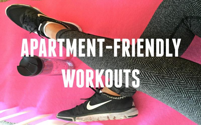 apartment-friendly workouts