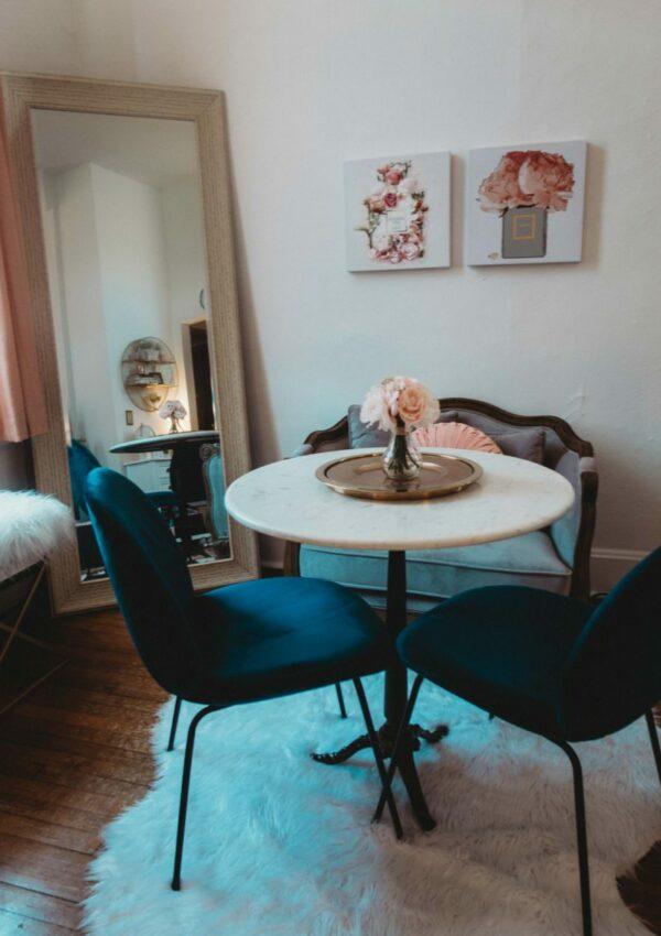 Apartment Reveal