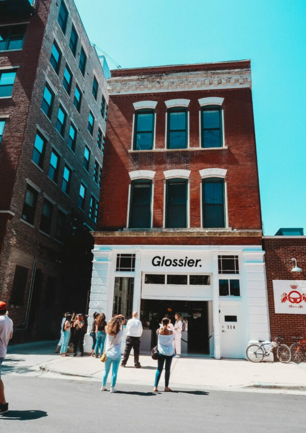 Glossier Chicago