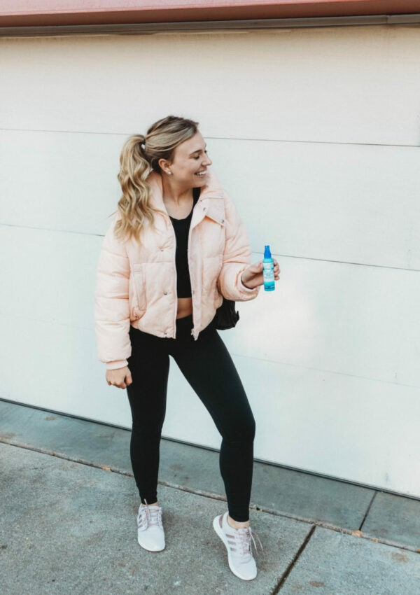 From Barre to the Bar with Febreze