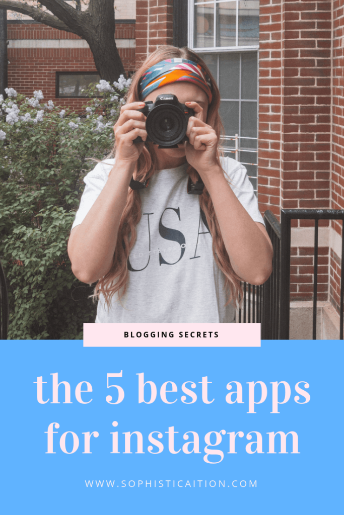 the 5 best apps for instagram