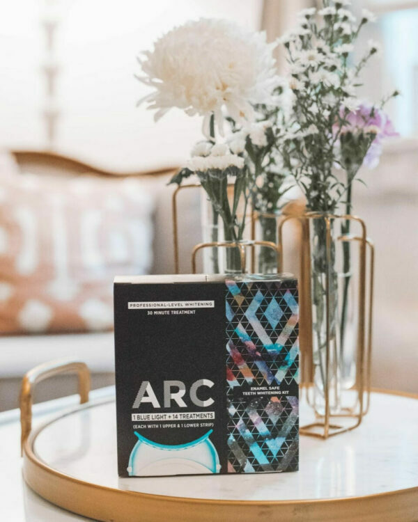 Say Goodbye to Coffee Stains with ARC