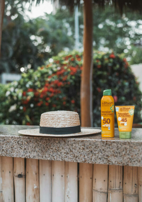 The Sunscreen That You + The Planet Will Love