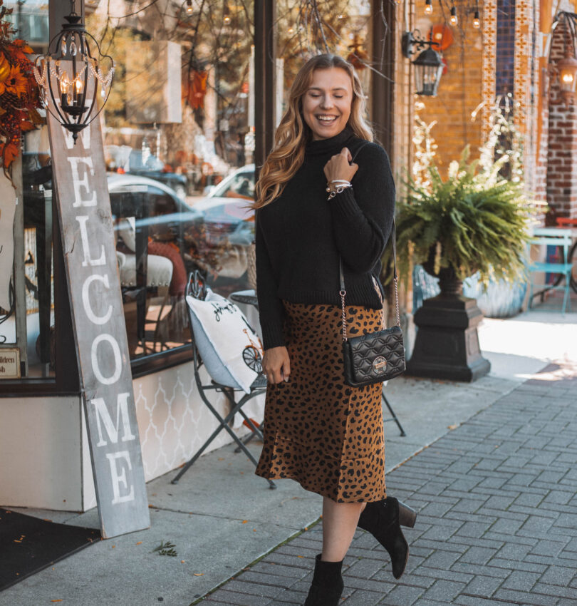 Leopard Midi Skirt Round Up