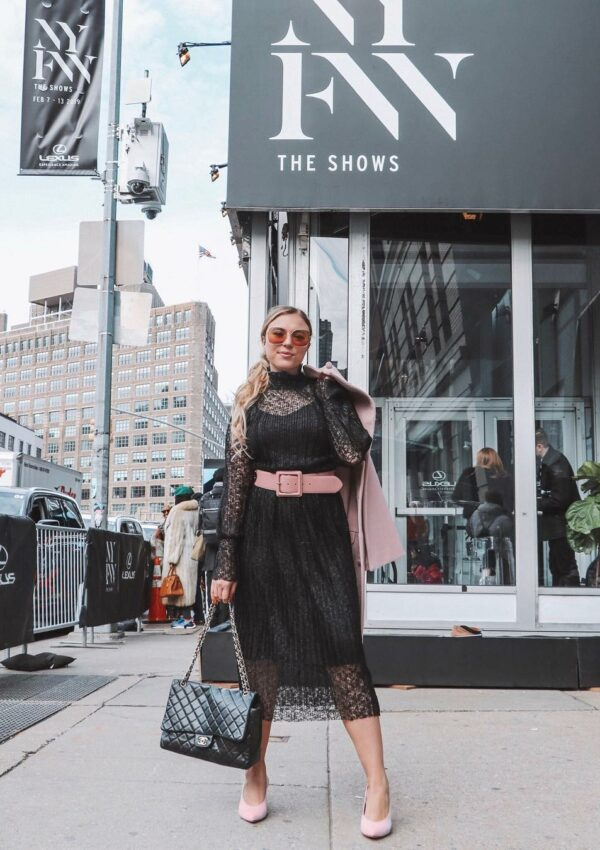 How to Attend NYFW As A Blogger