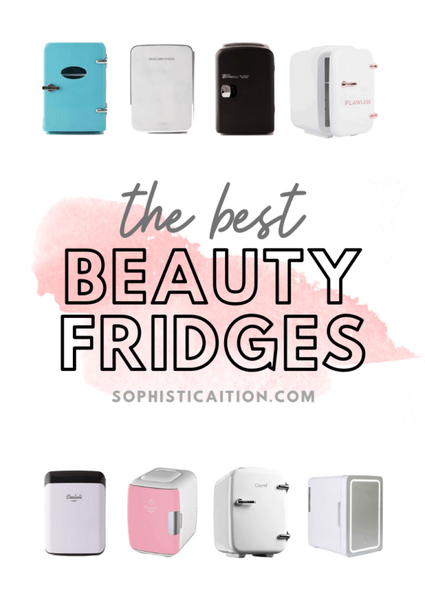 the best beauty fridges